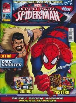Ultimative Spider-Man Magazin 16