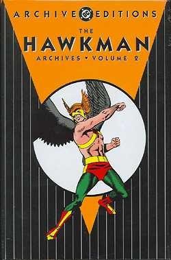 US: Hawkman Archives Vol.2