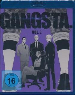 Gangsta Vol. 2 Blu-ray