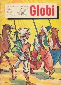 Globi (Globi, Gb., Vorkrieg) Jahrgang 1961 Nr. 1-12