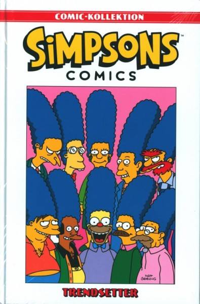 Simpsons Comic Kollektion 50