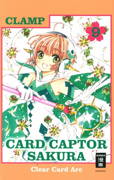 Card Captor Sakura Clear Card Arc 9