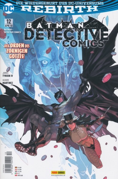 Batman Detective Comics (2017) 12