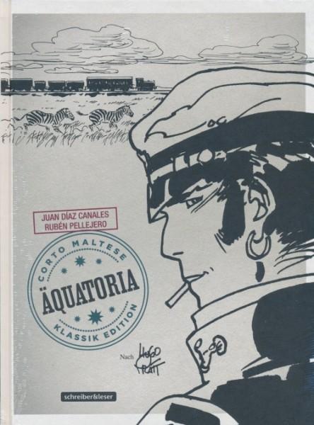 Corto Maltese Werkausgabe Klassik-Edition 14