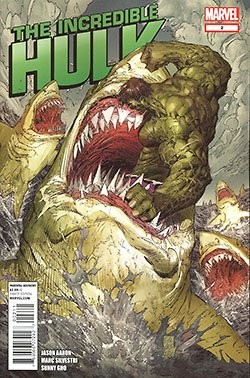 Incredible Hulk (2011) 1-15
