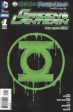 Green Lantern (2011) Annual ab 1