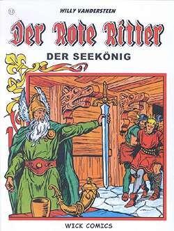 Willy Vandersteens Rote Ritter 17