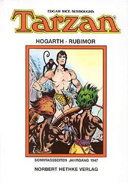 Tarzan Hardcover 1947