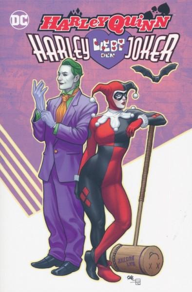 Harley Quinn - Harley liebt den Joker Variant Essen 2018