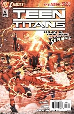 US: Teen Titans (2011) 05