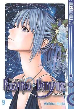 Rosario + Vampire 2nd Season 09