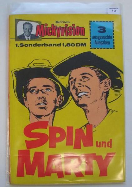 Mickyvision Sammelband Sonderband Nr. 1-4