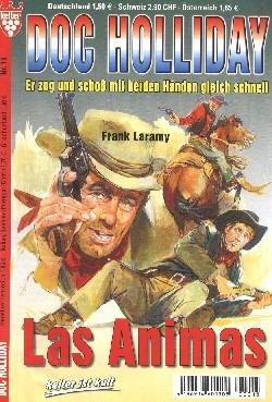 Doc Holliday (Kelter, 2006) Neuauflage Nr. 1-36
