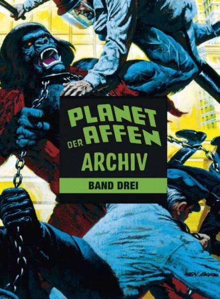 Planet der Affen: Archiv 3 (07/19)