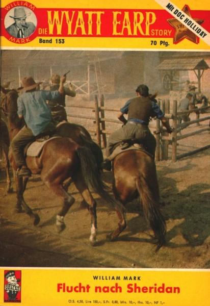 Wyatt Earp Story (Kelter, 1961-68) Nr. 101-200
