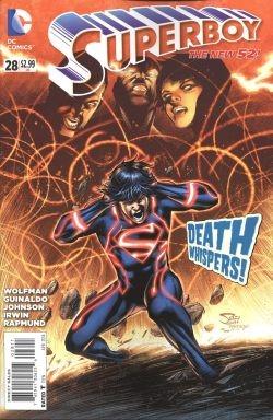 Superboy (2011 - New 52) ab 0