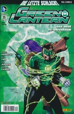 Green Lantern (2012) 35