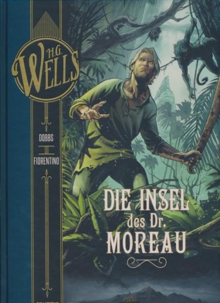 H.G. Wells 4 - Dr. Moreau