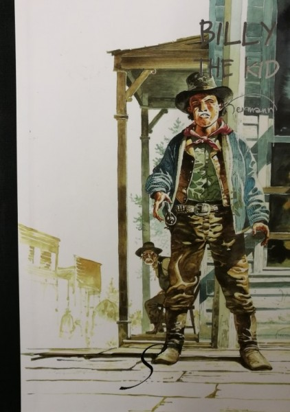 Billy the Kid (Silhouet, B.)