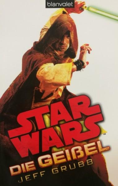 Star Wars - Geißel (Blanvalet, Tb.) Einzelband (Z0-2)
