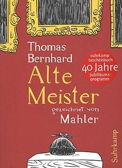 Alte Meister (Suhrkamp, Br.) gezeichnet von Mahler