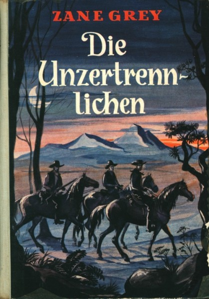 Grey, Zane Leihbuch Unzertrennlichen (Awa)