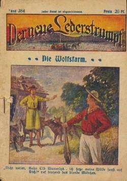 Neue Lederstrumpf (Dresdner Roman, Vorkrieg) Nr. 301-400