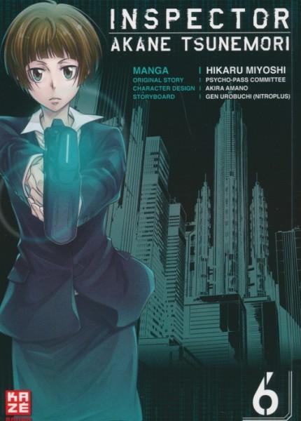 Inspector Akane Tsunemori 6