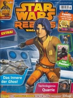 Star Wars Rebels Magazin 21