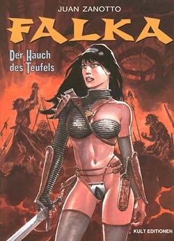 Falka (Kult Editionen, Br.) Nr. 1-3