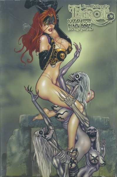 Tarot - Witch of the Black Rose Paperback 17 Variant Vienna Comic Con