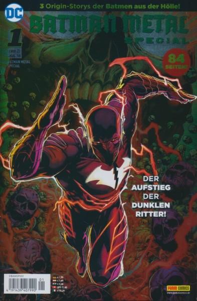 Batman Metal Special: Aufstieg der Dunklen Ritter 1