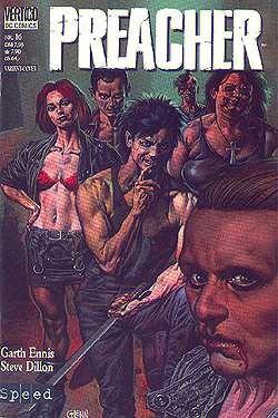 Preacher (Heft) 16 B-Cover