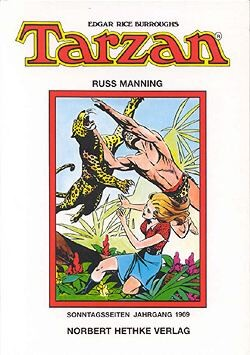 Tarzan Sonntagsseiten 1969