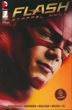 Flash: Staffel Null 01 Variant