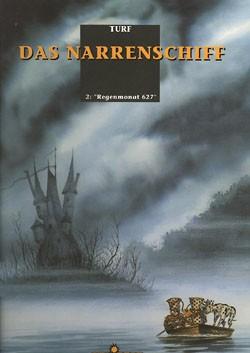 Narrenschiff (Splitter, B.) Luxusausgabe Nr. 1-3