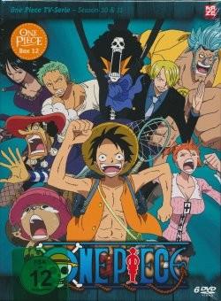 One Piece - Die TV-Serie DVD-Box 12