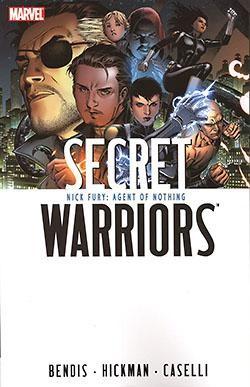 Secret Warriors Vol.1 Agent of Nothing