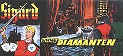Sigurd (Hamburgcomics, picc., 0,30 DM) 2.Serie in 2er Packs Nr. 71-92 (neu)