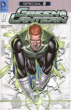 Green Lantern 0 Variant