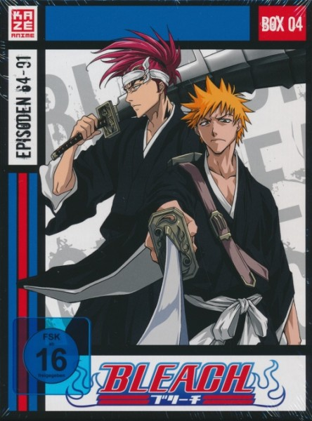 Bleach TV Serie Box 4 DVD