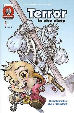 Terror in the Zitty 1