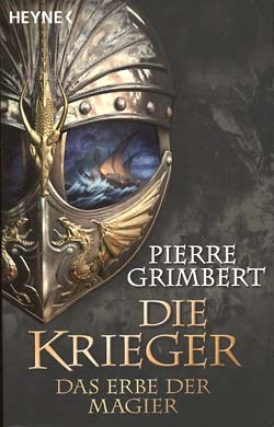 Grimbert, Pierre (Heyne, Tb.) Krieger Nr. 1 (neu)
