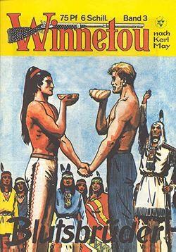 Winnetou Großband 03