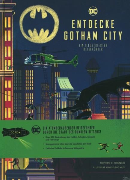 DC Comics - Entdecke Gotham City
