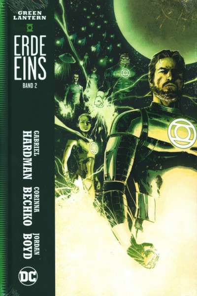 Green Lantern: Erde Eins (Panini, B.) Nr. 2 Hardcover