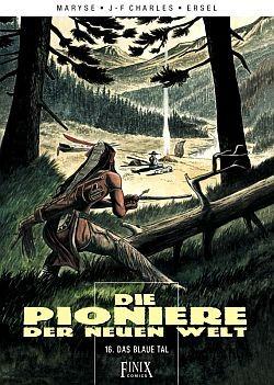 Pioniere der neuen Welt (Kult/Finix, Br.) Nr. 10-17