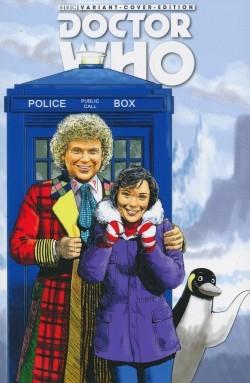 Doctor Who: Gefangene der Zeit 1 Variant Essen 2016