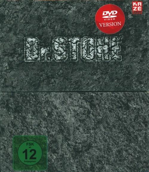 Dr. Stone Vol. 1 DVD mit Sammelschuber