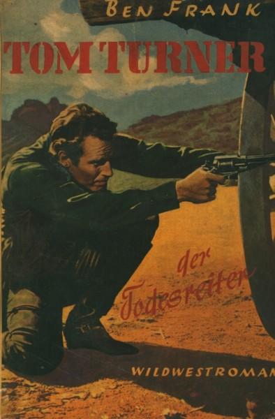Frank, Ben Leihbuch Tom Turner der Todesreiter (Liebel)